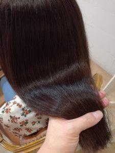 艷やかな髪、、、|一宮市唯一の髪質改善ヘアエステ|...