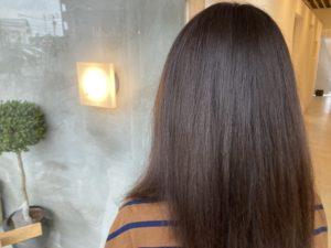 【縮毛矯正の前と後のヘアケアに最適】 【梅雨の髪の...